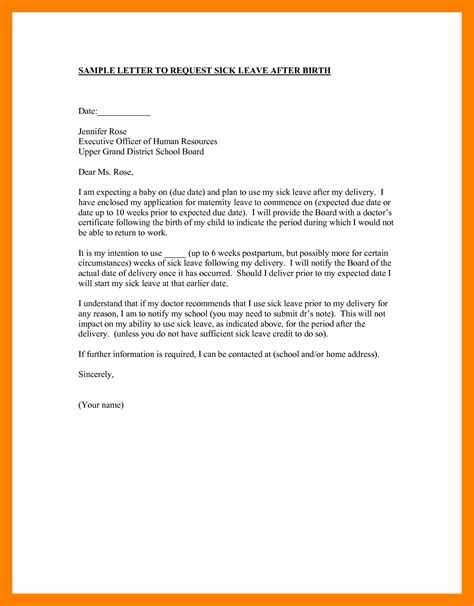 letter for 11 annual leave request letter sle time table chart
