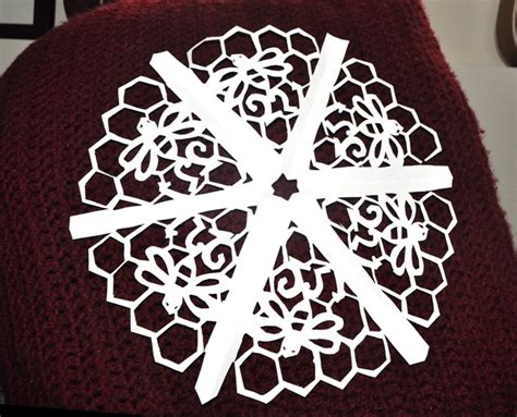 trek snowflake template 17 best images about fandom on