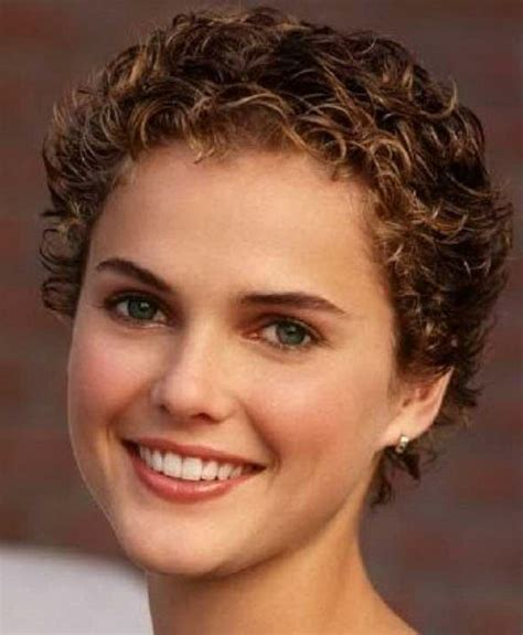 short curly permed hairstyles for women over 50 11 simple chic short curly hair for woman in her 40s and