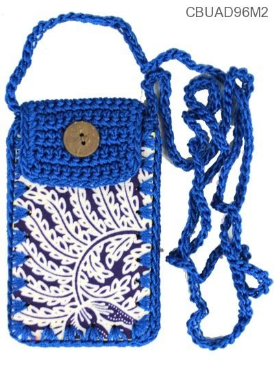 Hp Rajut dompet hp rajut batik dompet batik murah batikunik