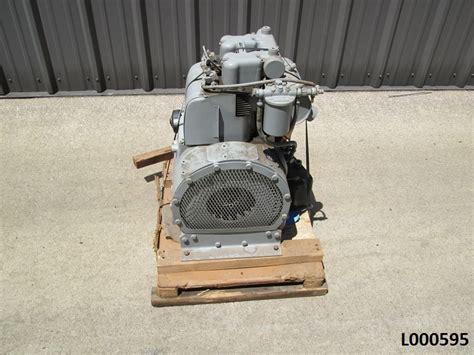 Hatz Diesel Engine D 8399 Z 788 481486015776