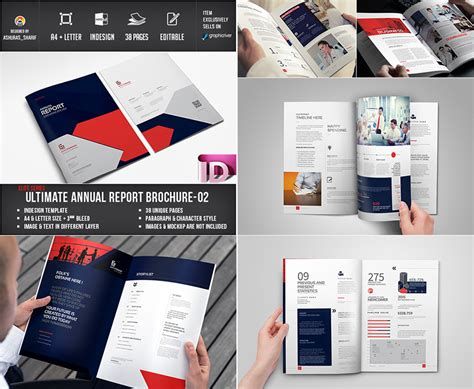annual report templates indesign 15 annual report templates with awesome indesign layouts