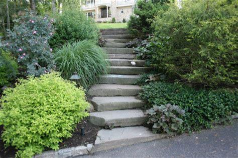 landscaping ideas for downward sloping backyard sloped front yard on pinterest front yards front yard