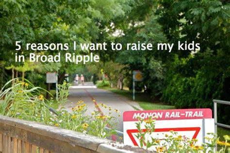 On Raising Kids in Broad Ripple
