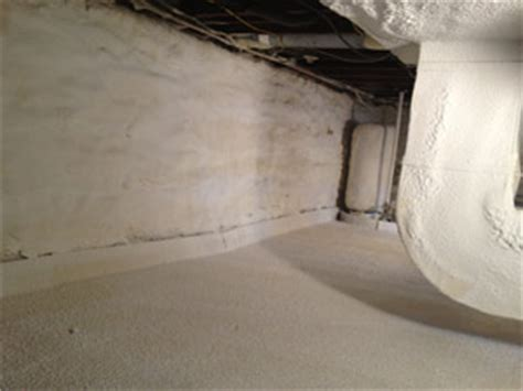basement spray foam insulation in chatham sarnia