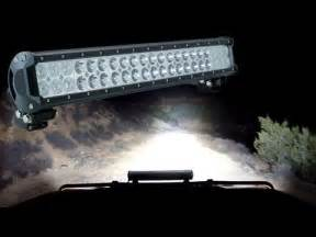 Led Light Bar Offroad Road Jeep Vehicle Led Light Bars Lhus 174 Cruizer Product Review Drive Demo