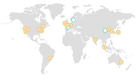 amazon global global infrastructure