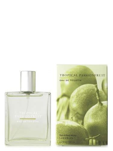 Bath Works Goes Tropical by Tropical Passionfruit Bath And Works Perfumy To