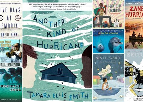eight hurricane stories from books remembering hurricane 15 moving books for
