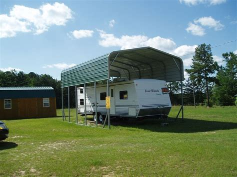 18x31x10 regular style rv carport