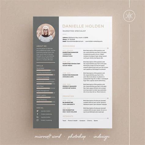 template modern resume template professional word rumble 59b2 modern