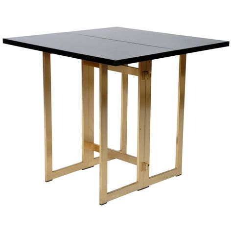 Folding Console Table Folding Console Table For Sale At 1stdibs