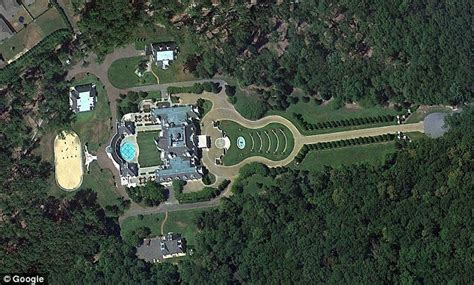 larry house medpartners america s largest available mansion that has guitar shaped grounds daily mail online