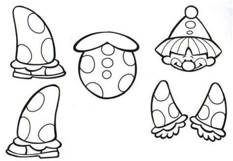 dibujos de un payaso con figuras geometricas familia y amigos momentos gratos para colorear imagui