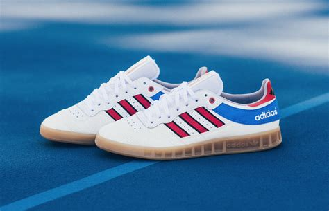 Adidas Handball Top Classic Retro Vintage White Tactile Blue G defy new york s top 50 sneaker release s of 2017 defy