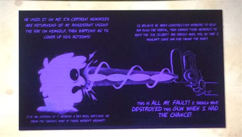 Black Light L by A Black Light Limited Edition Of Gravity Falls Journal 3
