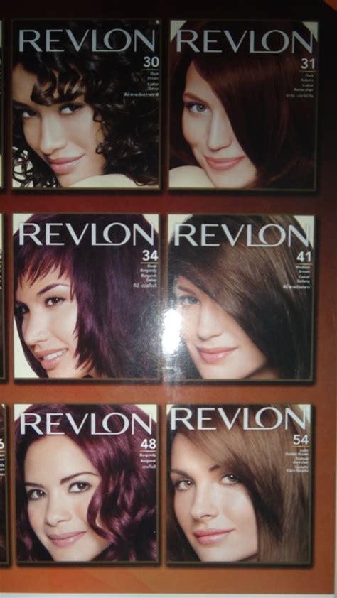 Revlon Warna Rambut jual revlon colorsilk cat rambut revlon salonku