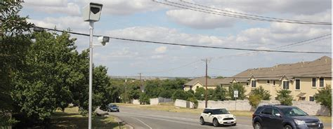 round rock ends red light cameras community impact newspaper