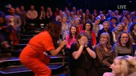 The Later Voice The The Chosen by Ant And Dec Audience Member From The Voice In