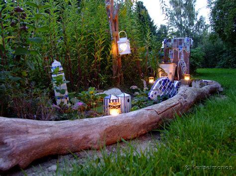 Mosaik Im Garten by Sommernacht Im Mosaik Garten Meriseimorion