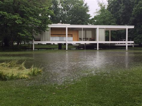 farnsworth house farnsworth house flood www pixshark com images