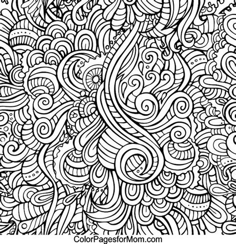 heart doodle coloring page hearts doodle coloring pages