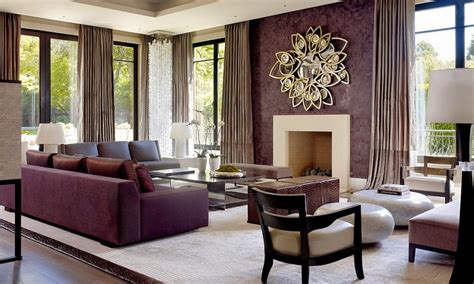 Royal Living Room Images Purple Royal Living Room Designs With Photos