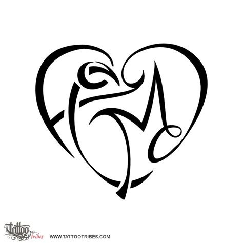tattoo of f c m d heart union tattoo custom tattoo
