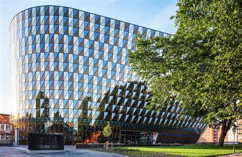 Urban Home Design karolinska institutet aula medica by wing 229 rdh architects03