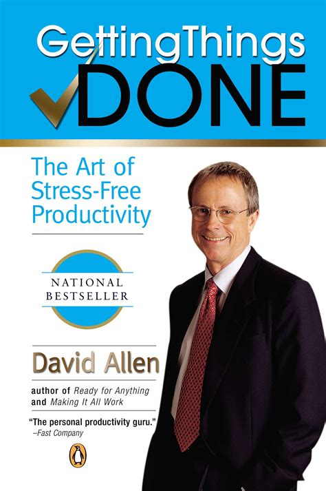 Getting Things Done pin getting things done the of stress free