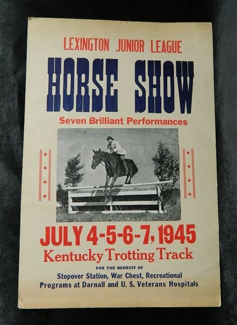 images  horse show posters  pinterest