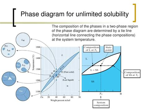 solubility phase diagram ppt ceng151 introduction to materials science and