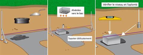 Comment Monter Un Mur 5043 by Monter Un Mur En Parpaing Mur