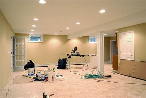 how to remodel finished basement remodel renovation in wayne and montville nj