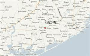 map of bay city bay city location guide