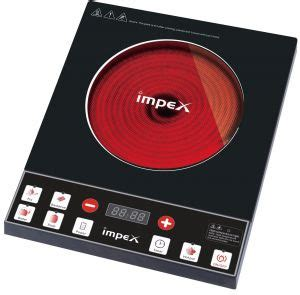 induction stove jeddah induction cook top by impex 1800 watts ir 2701 price review and buy in saudi arabia jeddah