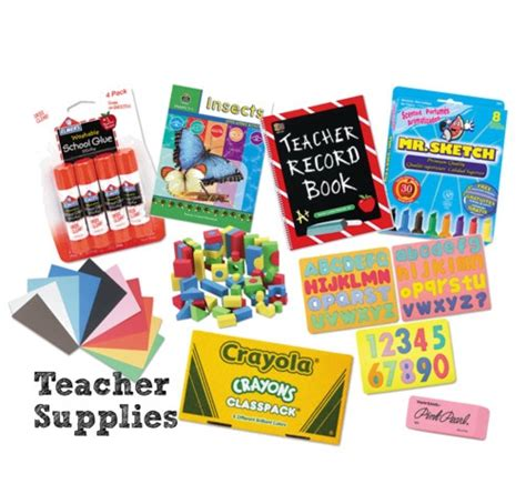 Office Supplies For Teachers Resources Get A Start On Back To School