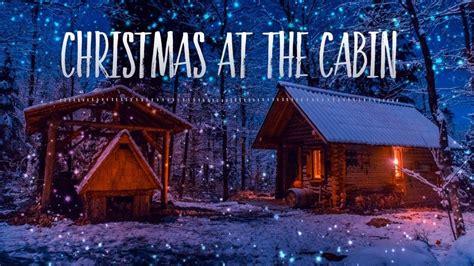 christmas   log cabin   canadian wilderness roast turkey   primitive oven youtube