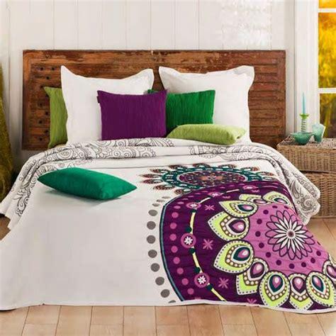 edredones mandalas ropa de cama bouti mandalas