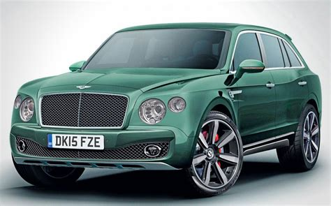 bentley suv   called bentayga luxury car maker reveals