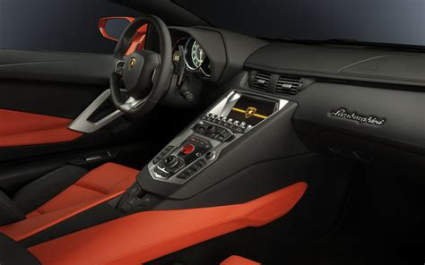 inside lamborghini aventador 2011 lamborghini aventador interior wallpaper hd car