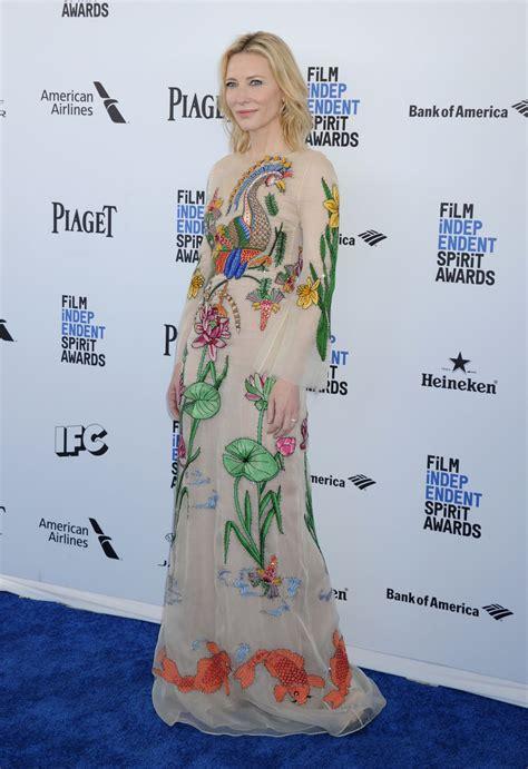 Independent Spirit Awards Cate Blanchett by Cate Blanchett 2016 Independent Spirit Awards In