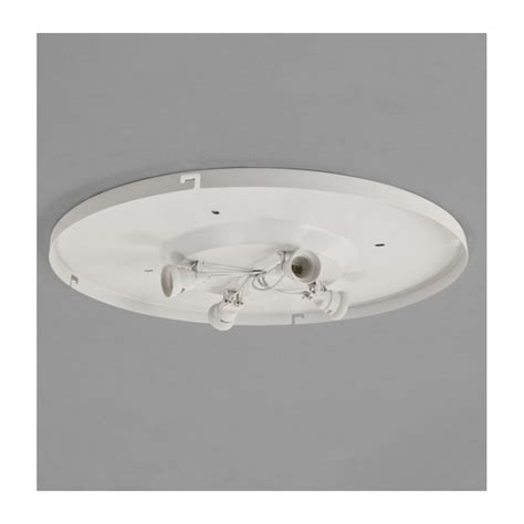 Ceiling Light Plate Astro Lighting Bevel Ceiling Light Plate With White Shade 7057 4096 Astro Lighting
