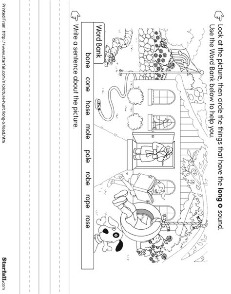 Starfall Printable Worksheets by Starfall Worksheets Casademateo
