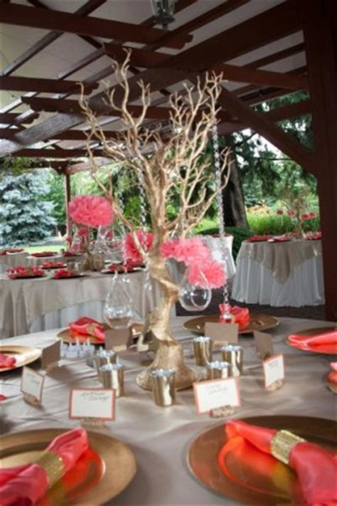 manzanita tree centerpieces for sale manzanita centerpiece tree gold 27 quot weddingbee classifieds