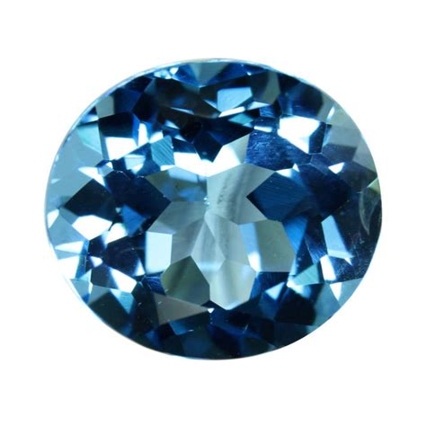 Amazing Blue Topaz Tp 595 prehistoric oregon