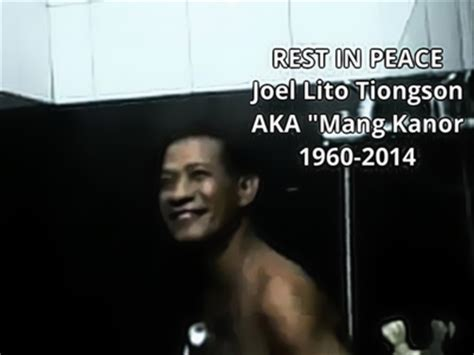 Mang Kanor Meme - breaking news mang kanor s death has been confirmed is