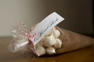 Cocoa Wedding Favors by Diy Cocoa Favors Ruffled