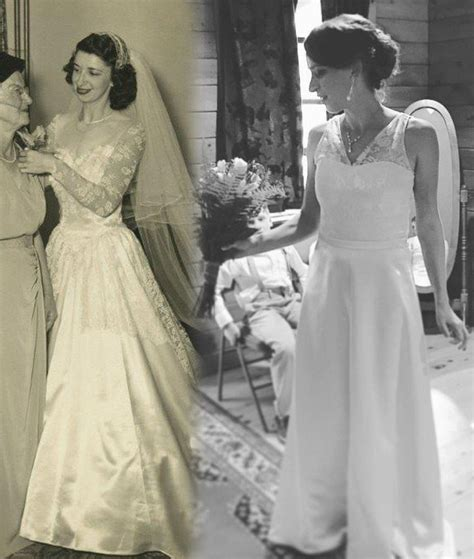 Antique Wedding Dresses by Vintage Wedding Gown And Antique Wedding Dress Redesign