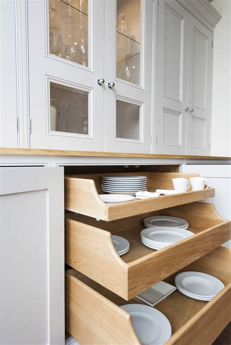 kitchen pantry cabinet with drawers pullout dish storage kitchens pinterest pantry